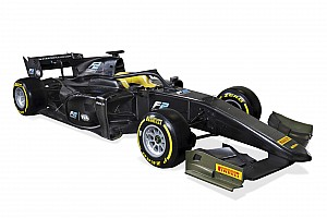 FIA F2 Son dakika 2018 Formula 2 aracı ortaya çıktı!