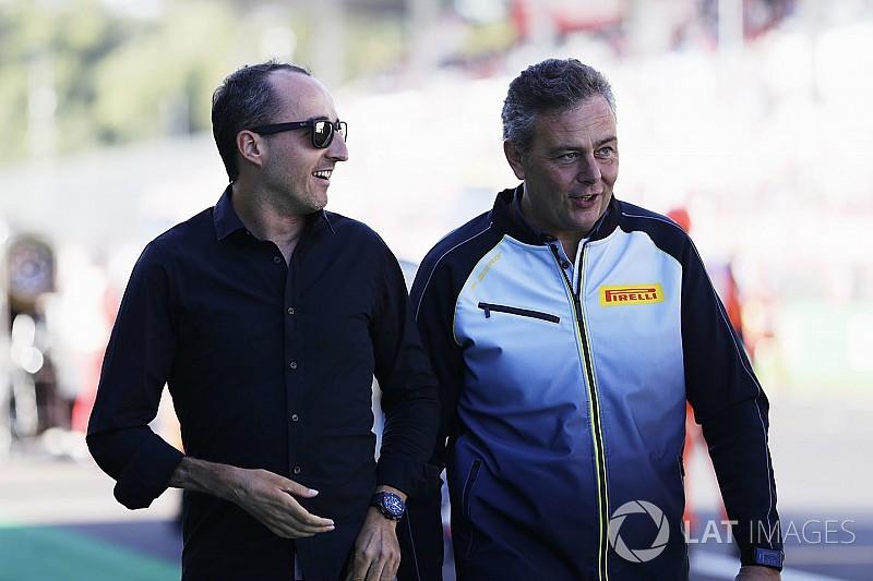 """ويليامز ما تزال """"تقيّم"""" إمكانية عودة كوبتسا إلى الفورمولا واحد"""