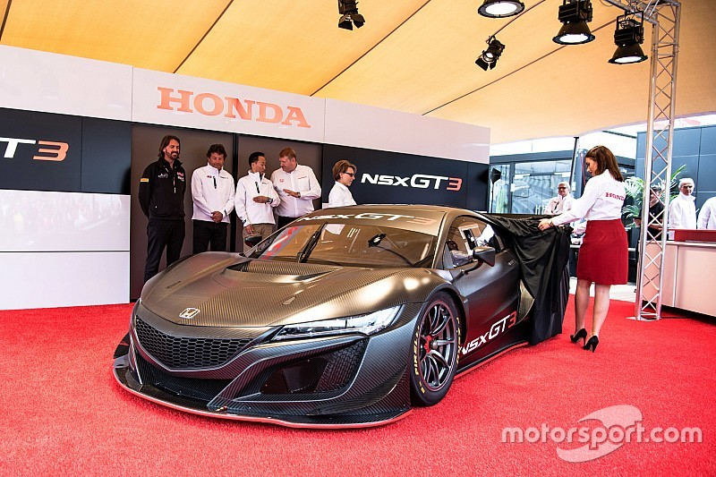 2018 honda nsx gt3. unique nsx honda nsx gt3 to be made available customers on 2018 honda nsx gt3 x