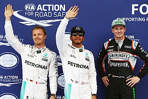 Formula 1 Qualifying report Austrian GP: Hamilton on pole, Hulkenberg and Button star