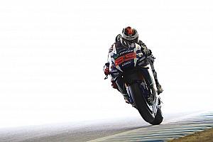 MotoGP Отчет о тренировке Лоренсо стал быстрейшим по итогам первого дня Гран При Японии