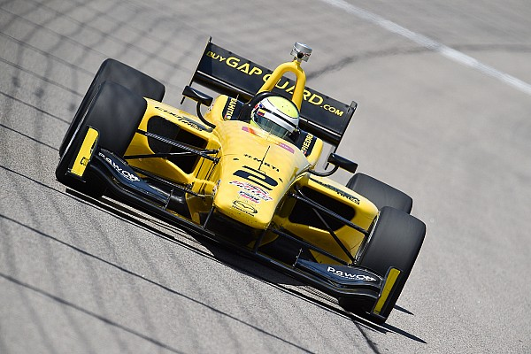 Indy Lights Breaking news Piedrahita to contest fourth Indy Lights season in 2017