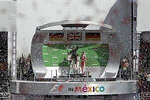 F1 Noticias de última hora Hamilton dominó una carrera donde hasta tres pilotos fueron 3º