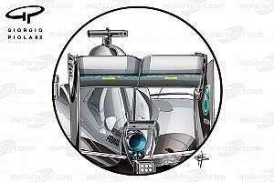 Формула 1 Блог Блог Джорджо Пиолы: технические новинки Гран При Австралии