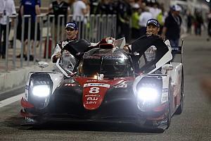 WEC 比赛报告 巴林6小时:丰田三连胜收官,DC车队最后时刻错过年度冠军
