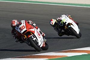 Moto2 速報ニュース 中上貴晶「Moto2での経験を、MotoGPに活かしてさらに頑張りたい」