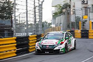 WTCC Practice report Macau WTCC: Michelisz fastest again in second practice