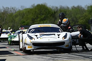 Lu and Segal sign up for full ELMS campaign in JMW Ferrari