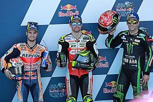 MotoGP Hasil Starting grid MotoGP Spanyol 2018