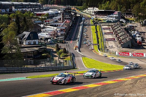 Vidéo - La Porsche Carrera Cup France à Spa en 2 minutes