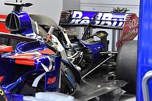 Formula 1 Analisi Toro Rosso: ecco i tre pacchi radianti della STR12