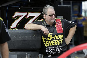 NASCAR Cup Breaking news Furniture Row Racing loses crewman to heart attack