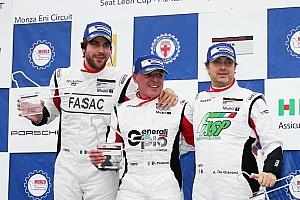 Carrera Cup Italia Ultime notizie Carrera Cup Italia, Pastorelli è il re della Michelin Cup a Monza