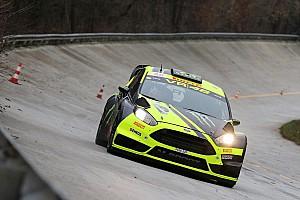 Other rally Relato da corrida Rossi vence e se torna recordista do Monza Rally Show