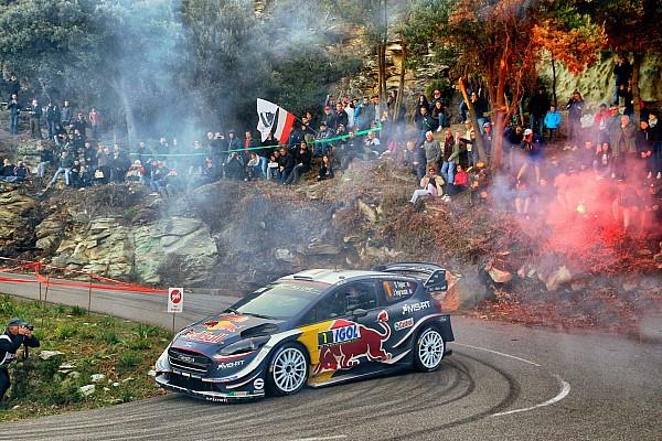 WRC Motorsport.com hírek Ogier nyerte meg a Francia Ralit Korzikán