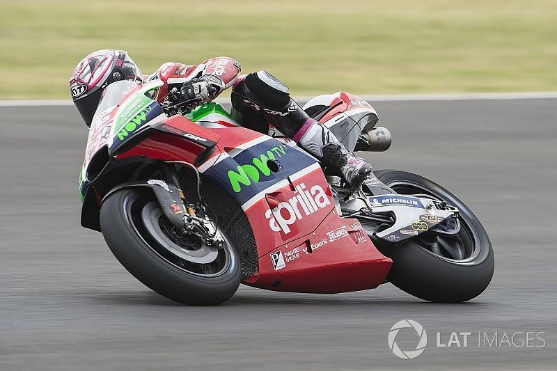 """Espargaró : """"Une demi-seconde devant les Ducati, ça m'a rendu fier"""""""