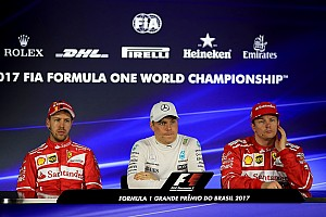 Formula 1 Press conference Brazilian GP: Post-qualifying press conference