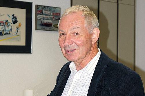 Ruedi Eggenberger, légende du sport automobile suisse, est décédé