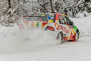 Ралі України Репортаж з етапу Ралі «Зимові Вершини»: зимовий початок