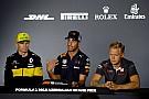 Ricciardo eddig csak a Red Bullal tárgyalt: nem érzi, hogy elveszthetné az F1-es helyét