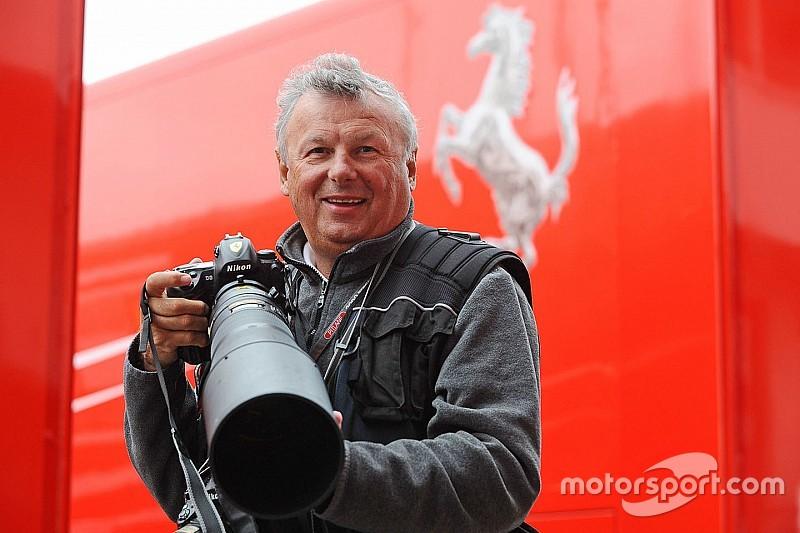 Motorsport Network fait l'acquisition des archives photographiques Ferrari d'Ercole Colombo