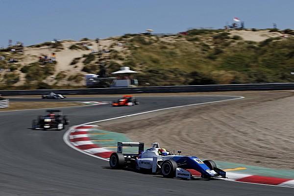 Zandvoort F3: Troitskiy wins after Ticktum penalty