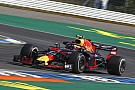 Formula 1 Verstappen first to take Hockenheim's Turn 1 flat