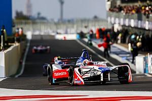 Formule E Réactions Rosenqvist :