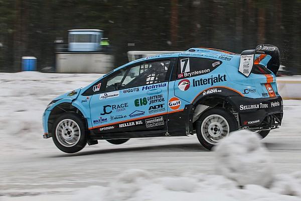 """World Rallycross Noticias Newgarden sobre correr en la nieve: """"¡como nunca había competido antes!"""""""
