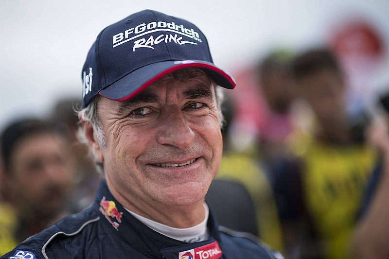 Sainz in talks with Toyota, X-raid for Dakar 2019