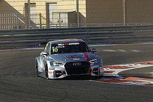 TCR Middle East Prove libere Giacomo Altoè e Luca Engstler sugli scudi nelle Prove Libere di Abu Dhabi