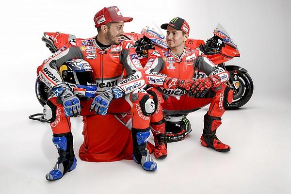 Lorenzo vs. Dovizioso: Droht teaminterner Krach bei Ducati?