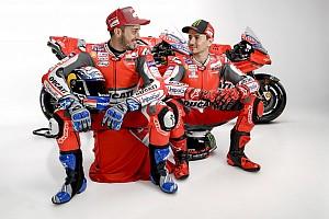 "MotoGP Entrevista Dovizioso: ""Con Lorenzo espero que no lleguemos al punto de pelearnos"""