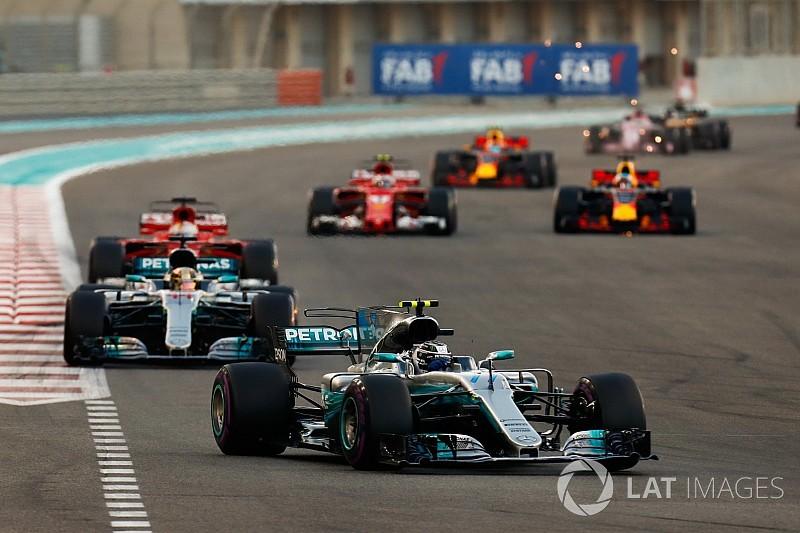 الفورمولا واحد تتّجه لاعتماد حدٍ أدنى لوزن السائق في 2019