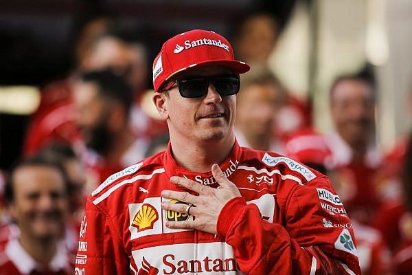 Forma-1 Motorsport.com hírek Räikkönen kezd hétfőn az új Ferrarival Barcelonában