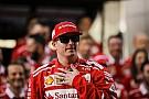 Формула 1 Кричащий Райкконен победил в конкурсе на лучшее радио года