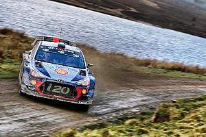 WRC Breaking news Hyundai: None of our drivers guaranteed full 2018 season