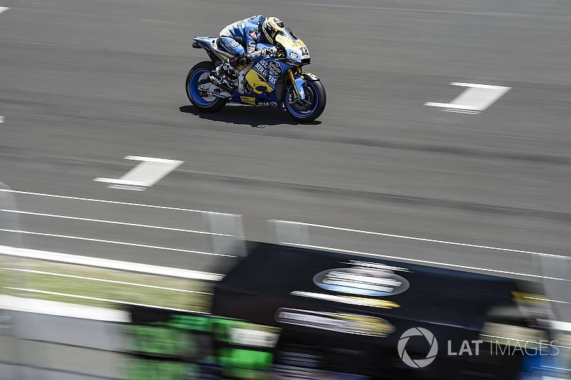 Fotogallery : Thomas Lüthi nel Gran Premio di Catalogna
