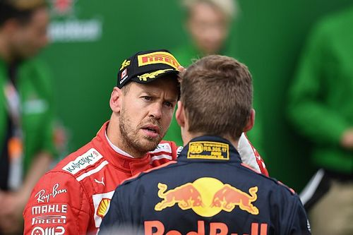 Ферстаппен выступил против перехода Феттеля в Red Bull