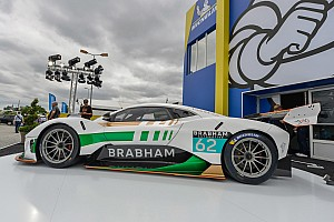 Brabham supercar to make Bathurst debut