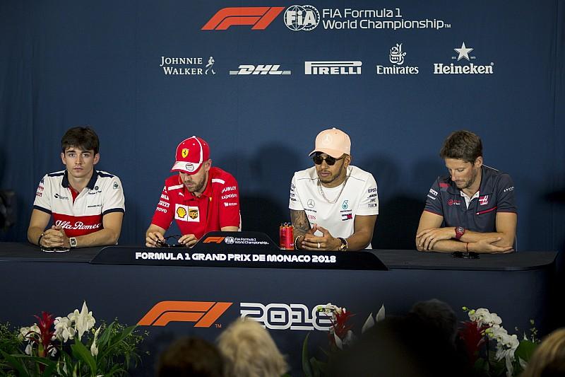 Kanada GP'si basın toplantısı programı açıklandı