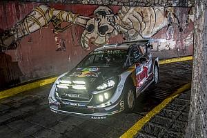 WRC Ultime notizie Barritt K.O: in Corsica Evans sarà navigato dall'ex copilota di Solberg