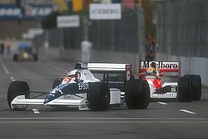 Formule 1 Diaporama Diaporama - Phoenix 1990, quand Alesi tint tête à Senna