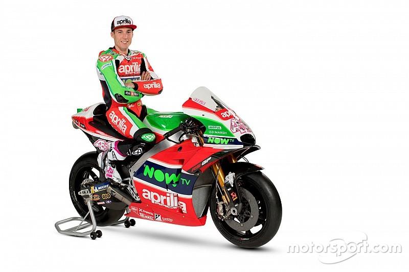 "Espargaro prefers consistency to ""dream"" Aprilia podium"