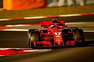 Formula 1 Test raporu 2. Barcelona testleri 4. Gün: Sabahın lideri Raikkonen, McLaren'da sorunlar bitmiyor