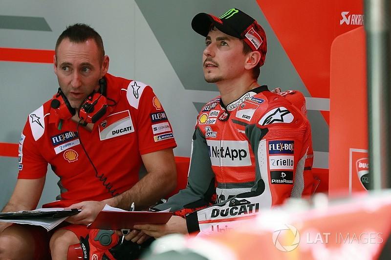 Lorenzo: Son Ducati şasisi Katar'da