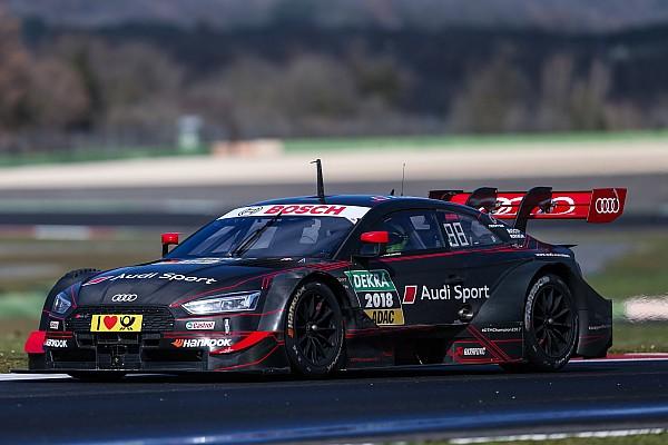 DTM Últimas notícias Audi admite