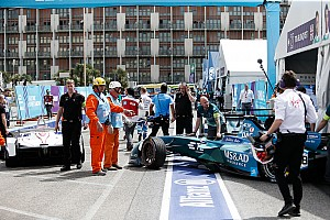 Fórmula E Noticias Da Costa, sancionado por bloquear el pitlane en Roma