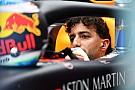 Ricciardo: Mercedes'in sıralama modu ciddi bir darbe
