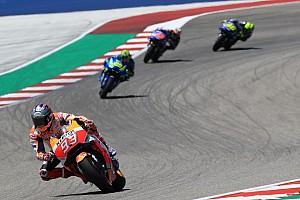 Performa kuat Honda khawatirkan Rossi